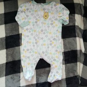 🌻4/$20BABY DISNEY Winnie the Pooh Sleeper 0-3 mth